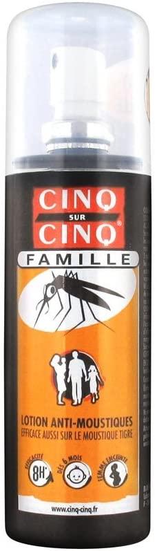 meilleur spray bébé anti-moustique